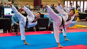 Forme taekwondo