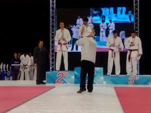 Campionati Italiani Taekwondo Cinture Rosse 2015 - Premiazione