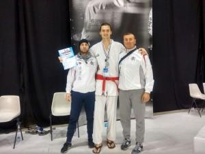 Campionati Italiani Taekwondo Cinture Rosse 2015 - Foto fine gara