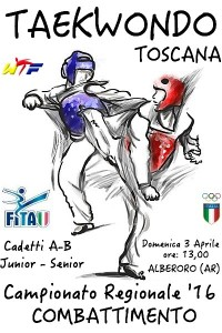 Campioni Toscani!