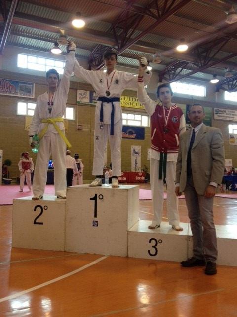 Cosimo Sbolci Campione Toscano combattimento 2017 !